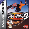 Tony Hawk's Pro Skater 2 Nintendo Game Boy Advance cover artwork