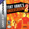 Tony Hawk's Underground 2 Nintendo Game Boy Advance cover artwork
