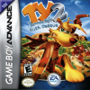 Ty the Tasmanian Tiger 2 - Bush Rescue Nintendo Game Boy Advance cover artwork