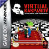 Virtual Kasparov Nintendo Game Boy Advance cover artwork