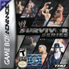 WWE - Survivor Series Nintendo Game Boy Advance cover artwork