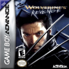 X2 - Wolverine's Revenge Nintendo Game Boy Advance cover artwork