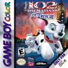 102 Dalmatians - Puppies to the Rescue Nintendo Game Boy Color cover artwork