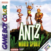 Antz World Sportz Nintendo Game Boy Color cover artwork