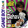 Austin Powers - Oh, Behave! Nintendo Game Boy Color cover artwork