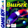 Ballistic Nintendo Game Boy Color cover artwork