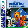 Bear in the Big Blue House Nintendo Game Boy Color cover artwork