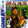 Billy Bob's Huntin' 'n' Fishin' Nintendo Game Boy Color cover artwork