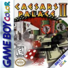 Caesars Palace II Nintendo Game Boy Color cover artwork