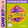 Centipede Nintendo Game Boy Color cover artwork