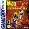 Dragon Ball Z - Legendary Super Warriors Nintendo Game Boy Color cover artwork