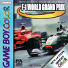F-1 World Grand Prix Nintendo Game Boy Color cover artwork
