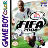 FIFA 2000 Nintendo Game Boy Color cover artwork
