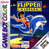 Flipper & Lopaka Nintendo Game Boy Color cover artwork