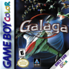 Galaga - Destination Earth Nintendo Game Boy Color cover artwork