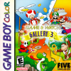 Game & Watch Gallery 3 Nintendo Game Boy Color cover artwork