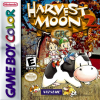 Harvest Moon 2 GBC Nintendo Game Boy Color cover artwork