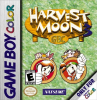 Harvest Moon 3 GBC Nintendo Game Boy Color cover artwork