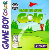 Hole In One Golf Nintendo Game Boy Color cover artwork