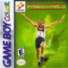 International Track & Field Nintendo Game Boy Color cover artwork