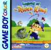 Legend of the River King GB Nintendo Game Boy Color cover artwork
