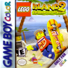 LEGO Island 2 - The Brickster's Revenge Nintendo Game Boy Color cover artwork