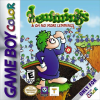 Lemmings Nintendo Game Boy Color cover artwork