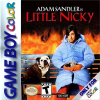 Little Nicky Nintendo Game Boy Color cover artwork
