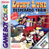 Lucky Luke - Desperado Train Nintendo Game Boy Color cover artwork