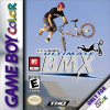 MTV Sports - T.J. Lavin's Ultimate BMX Nintendo Game Boy Color cover artwork