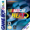 NASCAR Heat Nintendo Game Boy Color cover artwork