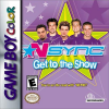 NSYNC - Get to the Show Nintendo Game Boy Color cover artwork