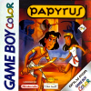 Papyrus Nintendo Game Boy Color cover artwork