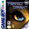 Perfect Dark Nintendo Game Boy Color cover artwork