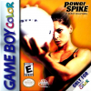 Power Spike - Pro Beach Volleyball Nintendo Game Boy Color cover artwork
