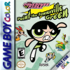 Powerpuff Girls, The - Paint the Townsville Green Nintendo Game Boy Color cover artwork