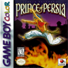 Prince of Persia Nintendo Game Boy Color cover artwork