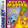 Puzzle Master Nintendo Game Boy Color cover artwork