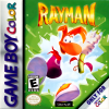 Rayman Nintendo Game Boy Color cover artwork