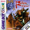 Robin Hood Nintendo Game Boy Color cover artwork