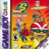Rocket Power - Gettin' Air Nintendo Game Boy Color cover artwork