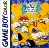 Rugrats Movie, The Nintendo Game Boy Color cover artwork