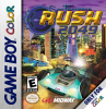 San Francisco Rush 2049 Nintendo Game Boy Color cover artwork