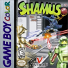 Shamus Nintendo Game Boy Color cover artwork