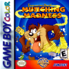 Tazmanian Devil - Munching Madness Nintendo Game Boy Color cover artwork
