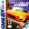 Test Drive 2001 Nintendo Game Boy Color cover artwork