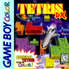 Tetris DX Nintendo Game Boy Color cover artwork