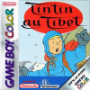 Tintin in Tibet Nintendo Game Boy Color cover artwork