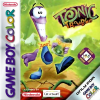 Tonic Trouble Nintendo Game Boy Color cover artwork