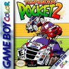 Top Gear Pocket 2 Nintendo Game Boy Color cover artwork